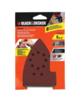 BLACK & DECKER Mouse Sandpaper 220G (BDAM220)