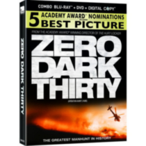 Zero Dark Thirty (Blu-ray + DVD + Digital Copy) (Bilingual)