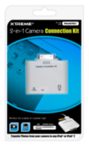XTREME 2-IN-1 iPAD Camera Kit