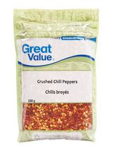 Great Value Crushed Chili Peppers