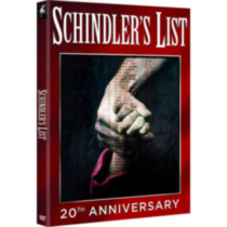 Schindler's List (20th Anniversary Limited Edition) (DVD + Digital Copy + UltraViolet)
