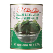 Chin Chin Canned Green Ai-Yu Jelly