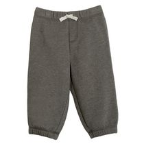 George Baby Boys' Fleece Jogger Grey 3-6 months