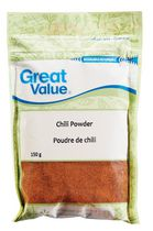 Assaisonnement poudre de chili de Great Value