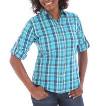 Riders by Lee Women's Casual Woven Shirt S