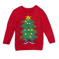 George Toddler Boys' Novelty Christmas Sweater 2T