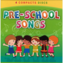 Baby TV - Pre-School Songs (4CD)