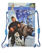 Disney Frozen Drawstring Shoe Bag Backpack