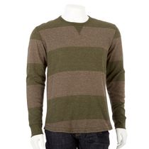 George Men's Crewneck Sweater Olive S/P