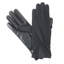ISOfit by isotoner® Women's Stretch Gloves Black