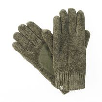 ISOfit by isotoner® Women's Chenille Gloves Olive