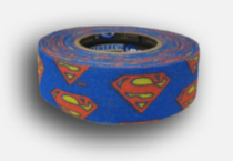 Ruban de hockey de motif Superman