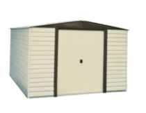 Arrow Storage Dallas 10' x 8' Vinyl Shed