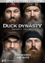 Duck Dynasty - Season 2 - Volume 1 DVD