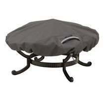 Classic Accessories Ravenna Fire Pit Cover, 1 Size