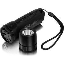 Aluratek ACEK205F PowerLight 5000 mAh Rechargeable Flashlight