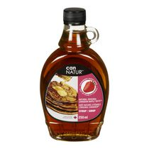 can-Natur Strawberry Maple Taste Syrup