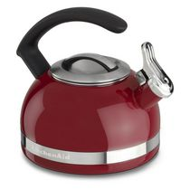 KitchenAid® 2.0-Quart Kettle with C Handle and Trim Band -  Red