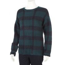 George Women's Double Knit Tartan Popover S/P