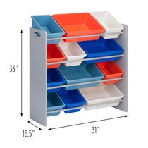 Honey-Can-Do Kids Toy Sorter