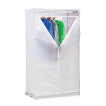 "Honey-Can-Do 36"" White Storage Closet"