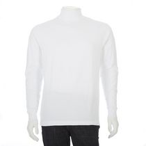 George Men's Long Sleeved Turtleneck White XL/TG