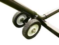 Vivere Hammock Stand Wheel Kit