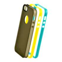 Nightfall Gel Grip Ringo pour l'iPhone 5