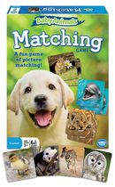 Wonderforge Baby Animals Matching Game