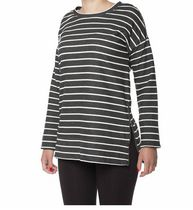 Danskin Now Women's  Zipper Popover Top 4x