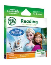 LeapFrog LeapPad Learning Game - Frozen