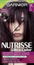 Garnier Nutrisse Ultra Color Haircolour Deep Purple