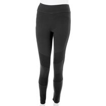 g:21 Women's Cut & Sew Legging Black L/G
