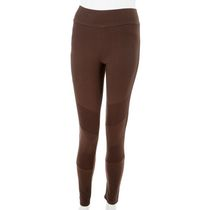 g:21 Women's Cut & Sew Legging Brown L/G
