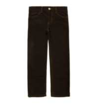 Boy's George Straight Leg Denim Jeans Black 4