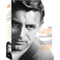 The Cary Grant Film Collection (Bilingual)