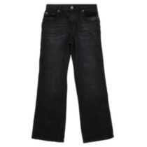 Boys' George Boot Cut Denim Jeans Black 14