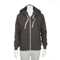 g:21 Women's Fleece Hoodie Gray M/M