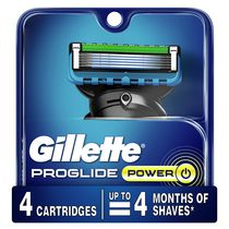 Gillette Fusion ProGlide Power Men's Razor Blade Refills