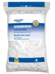 equate Regular Size Cotton Balls