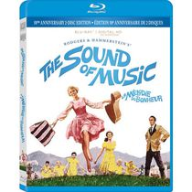 The Sound Of Music (2-Disc) (50th Anniversary Edition) (Blu-ray + Digital HD) (Bilingual)