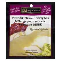 Mayacamas Turkey Flavored Vegetarian Gravy Mix