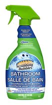 Scrubbing Bubbles® Bathroom Cleaner Mildew Stain Remover with Bleach