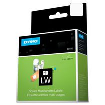 Dymo LabelWriter Square Multipurpose Labels White