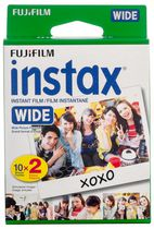Fujifilm Instax Wide Instant Film (20 Exposures) - 2 Pack
