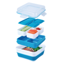 Ez -Freeze® Collapsible Bento Box