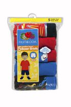 Fruit of the Loom Toddler Boys 5pk Assorted Boxer Brief