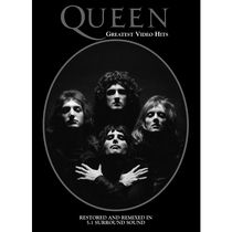 Queen - Greatest Video Hits, Vol. 1 (2012) (2-Disc) (Music DVD)