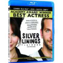 Silver Linings Playbook (Blu-ray + DVD + Digital Copy) (Bilingual)