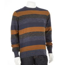 George Men's Crewneck Sweater Blue M/M